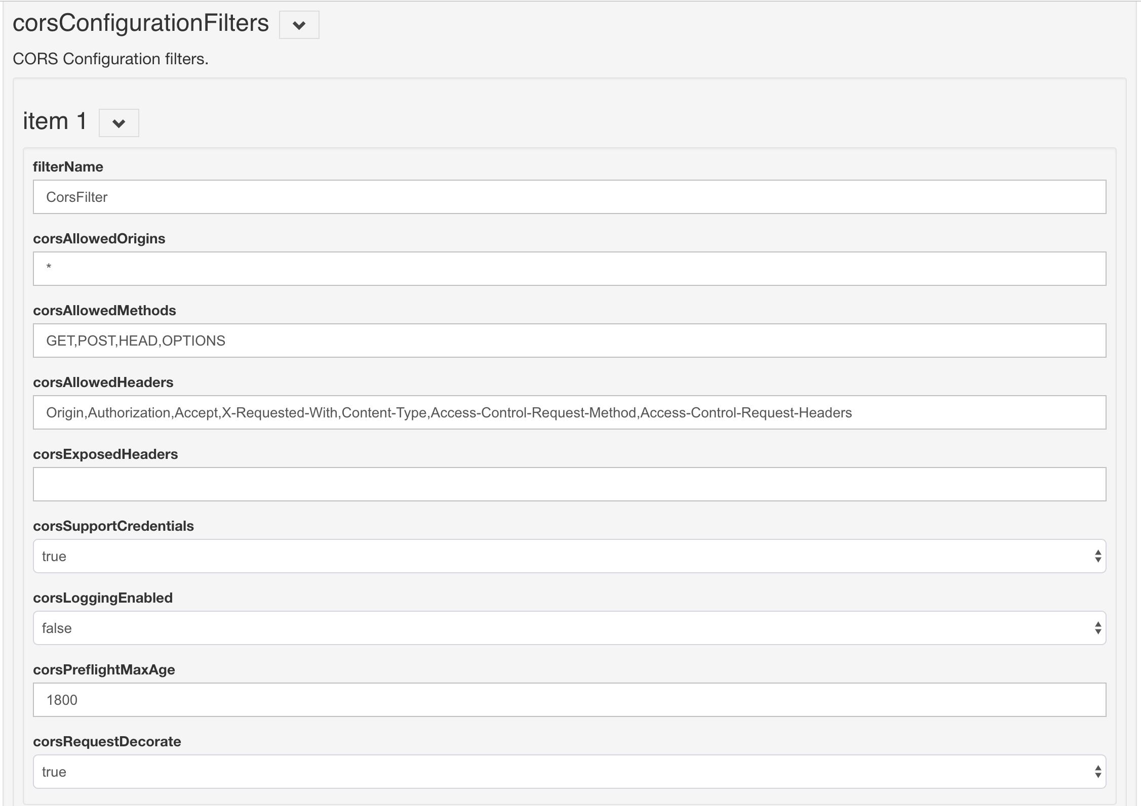 CORS Configuration - Gluu Server 3 1 6 Docs