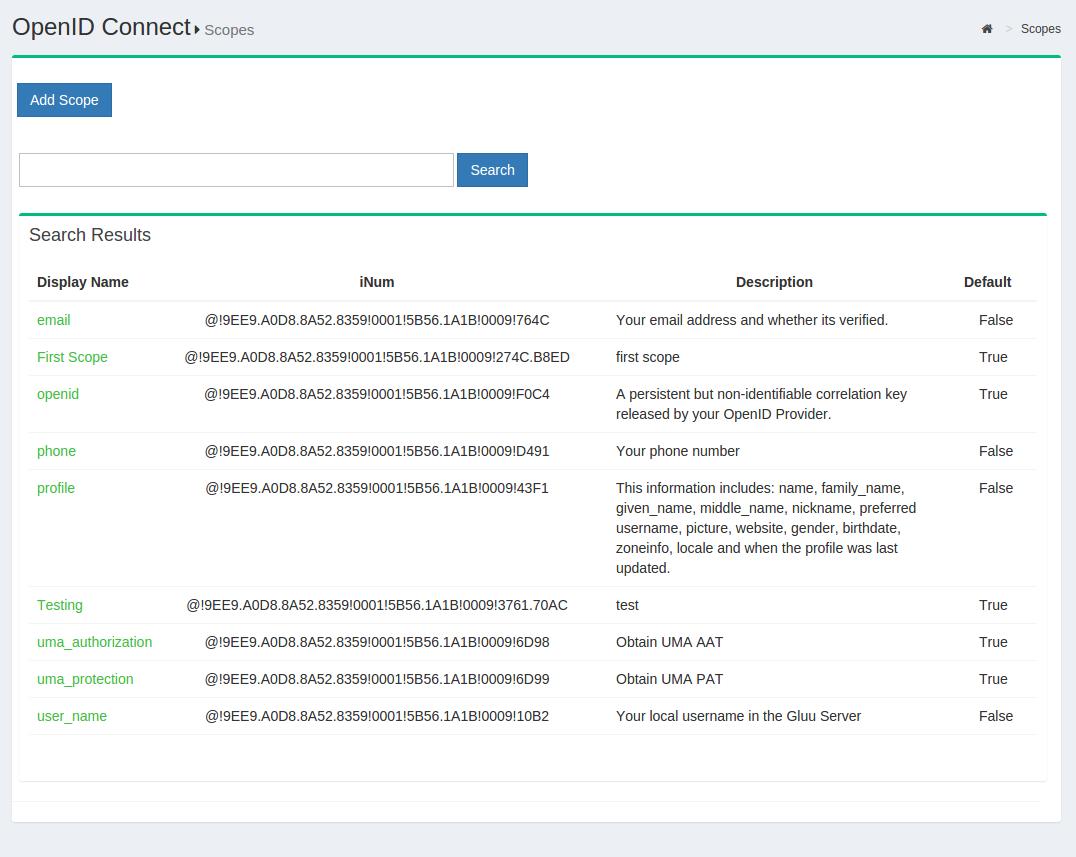 OpenID Connect Provider (OP) - Gluu Server 3 1 6 Docs