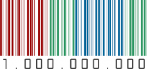 billion users barcode