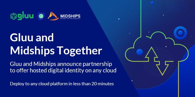 midships partnership with gluu