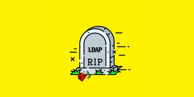 ldap gravestone