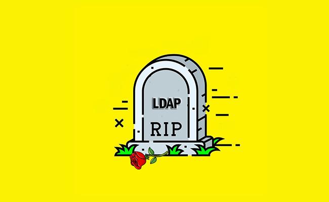 R.I.P. Cloud LDAP